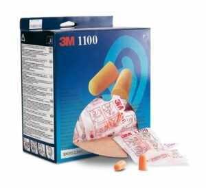Tapones desechables ultra suaves-200 pares – sin cordón (1100)