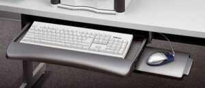 Bandeja de teclado Manager Fellowes