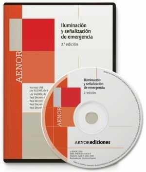 Iluminación y señalización de emergencia (CD-ROM)