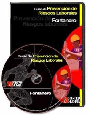 Curso Interactivo de Prevención de Riesgos de Fontanero