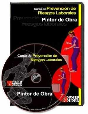 Curso Interactivo de Prevención de Riesgos de Pintor de Obra