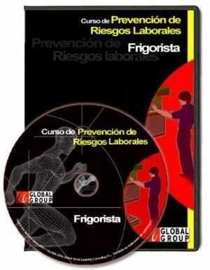 Curso Interactivo de Prevención de Riesgos de Frigorista