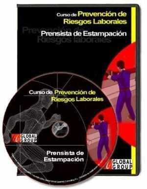 Curso Interactivo de Prevención de Riesgos de Prensista de Estampación