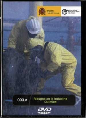 Riesgos en la Industria Química