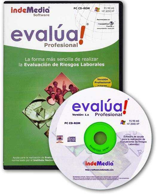 evalúa! Profesional. (Versión CD-ROM)-0