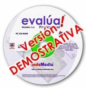 evalúa! DEMO. (Versión CD-ROM)