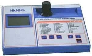 Fotómetro multifunción C 200