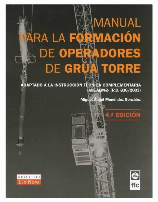 Manual para la formación de operadores de grúa torre-0