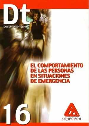 El comportamiento de las personas en situaciones de emergencia