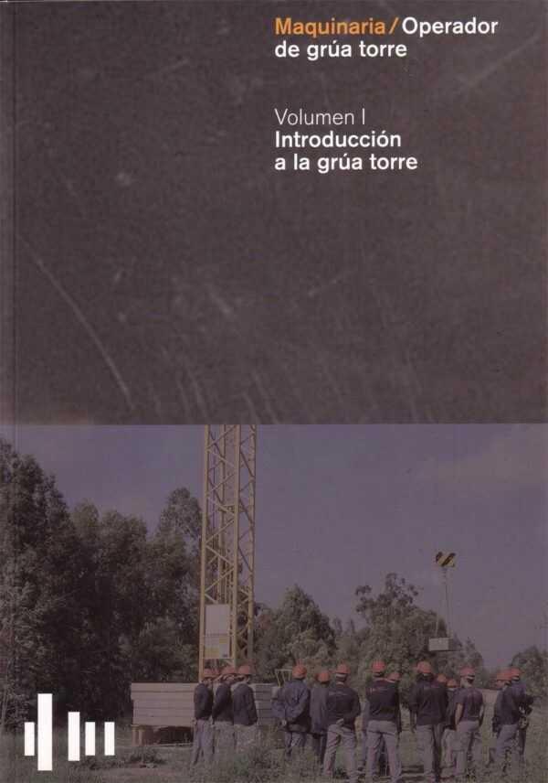 Maquinaria/Operador de grúa torre. (5 volúmenes)-0