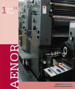 Marcado CE para máquinas