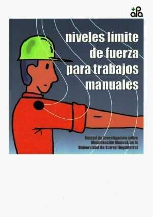 Niveles límite de fuerza para trabajos manuales
