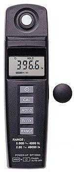 Luxómetro PCE-170 con sensor integrado