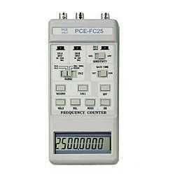 Frecuencímetro PCE-FC25
