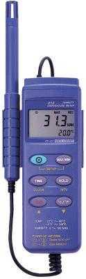 Termohigrómetro PCE-313 A