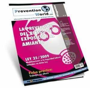 Revista Prevention World Magazine. Número 30 (marzo-abril 2010)