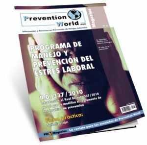Revista Prevention World Magazine. Número 31 (mayo-junio 2010)
