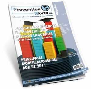 Revista Prevention World Magazine. Número 37 (mayo-junio 2011)