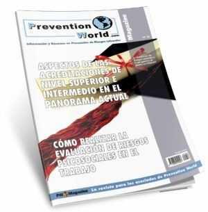 Revista Prevention World Magazine. Número 39 (septiembre-octubre 2011)