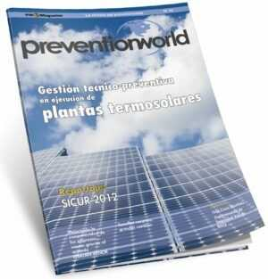 Revista Prevention World Magazine. Número 42 (marzo-abril 2012)