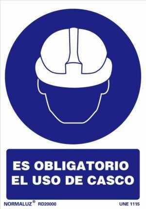 Es obligatorio el uso de casco