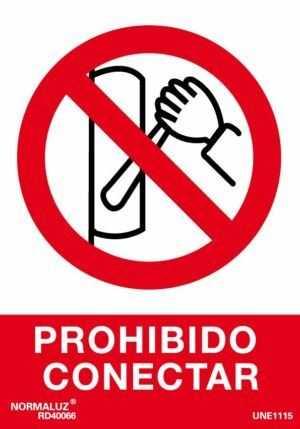 Prohibido conectar