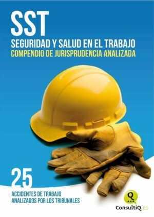 Compendio de Jurisprudencia Seguridad y Salud en el Trabajo. PDF