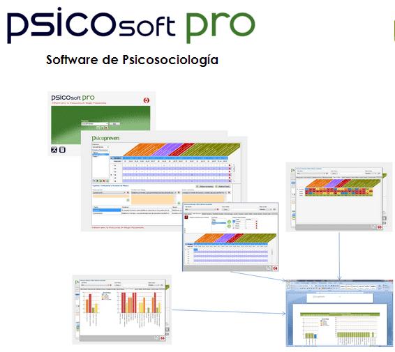 Psico Soft Pro (Versión CD ROM)-0