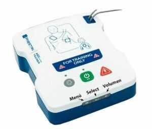 Desfibrilador Entrenamiento AED UltraTrainer