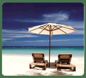 Alfombrilla Ecológica Sillas Playa Fellowes
