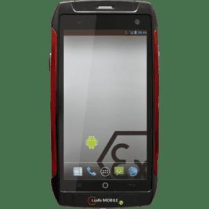 Smartphone ATEX i.Safe Mobile IS.730.2