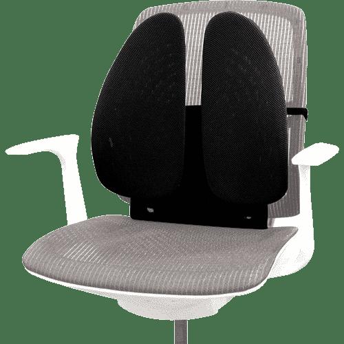 Respaldo ergómico moldeable Angel Fellowes-4335