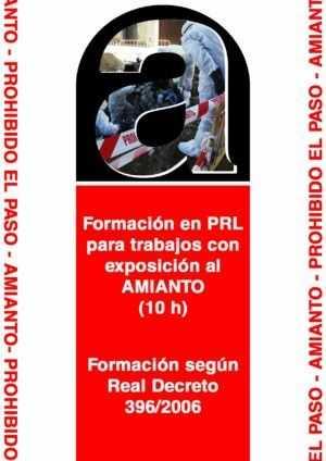 Manual PRL para Trabajos en Amianto 10 horas. Según Real Decreto 396/2006