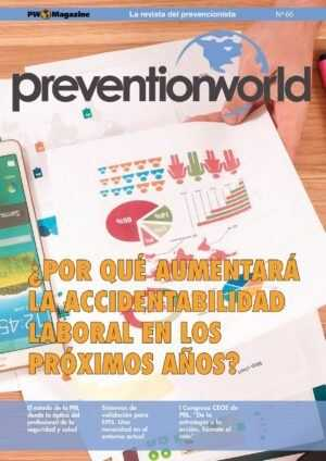 Revista Prevention World Magazine en PDF. Número 66