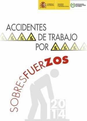 Accidentes de trabajo por Sobresfuerzos