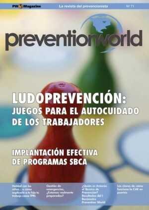 Revista Prevention World Magazine en PDF. Número 71