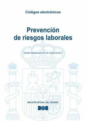 Compendio legislativo de Prevención de riesgos laborales