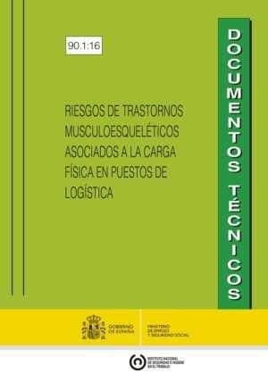 RIESGOS DE TRASTORNOS MUSCULOESQUELÉTICOS ASOCIADOS A LA CARGA FÍSICA EN PUESTOS DE LOGÍSTICA