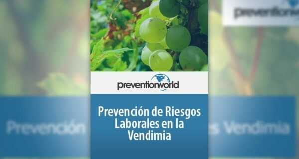 Imagen del archivo descargable sobre Prevención de Riesgos Laborales: Tutorial Prevención de Riesgos Laborales en la vendimia