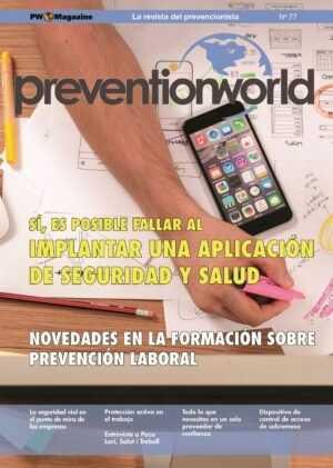 Revista Prevention World Magazine en PDF. Número 77