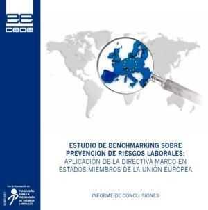 Estudio de Benchmarking sobre Prevención de Riesgos Laborales