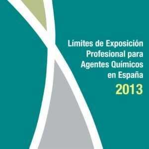 Límites de Exposición Profesional 2013