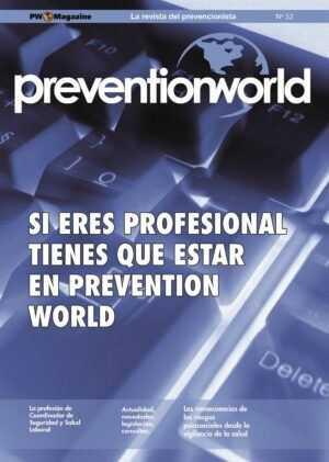 Revista Prevention World Magazine. Número 52