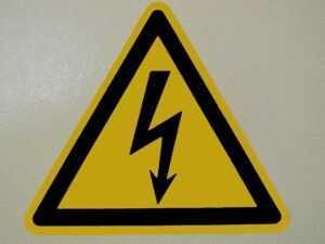 Accidentes de trabajo investigados: Electrocución por contacto indirecto