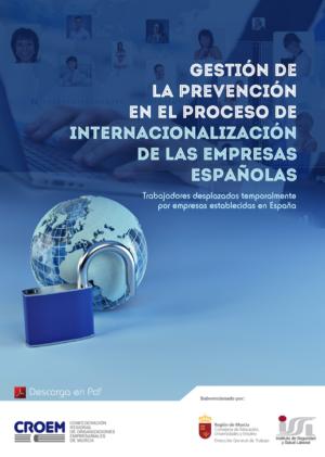 Guía de Gestión de la Prevención en el Proceso de Internacionalización de las Empresas Españolas
