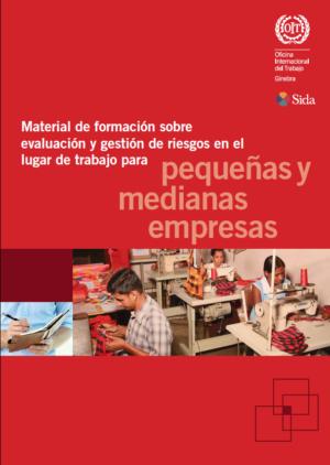 Material de formación sobre evaluación y gestión de riesgos en el lugar de trabajo para pequeñas y medianas empresas