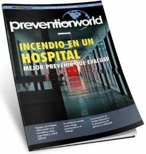 Revista Prevention World Magazine. Número 44