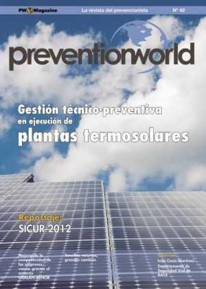 Revista Prevention World Magazine. Número 42