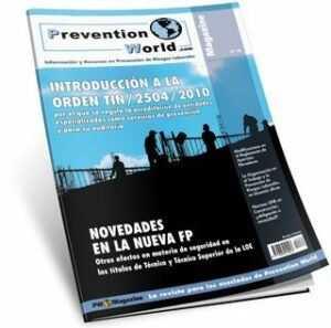 Revista Prevention World Magazine. Número 35