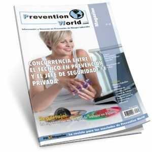Revista Prevention World Magazine. Número 36